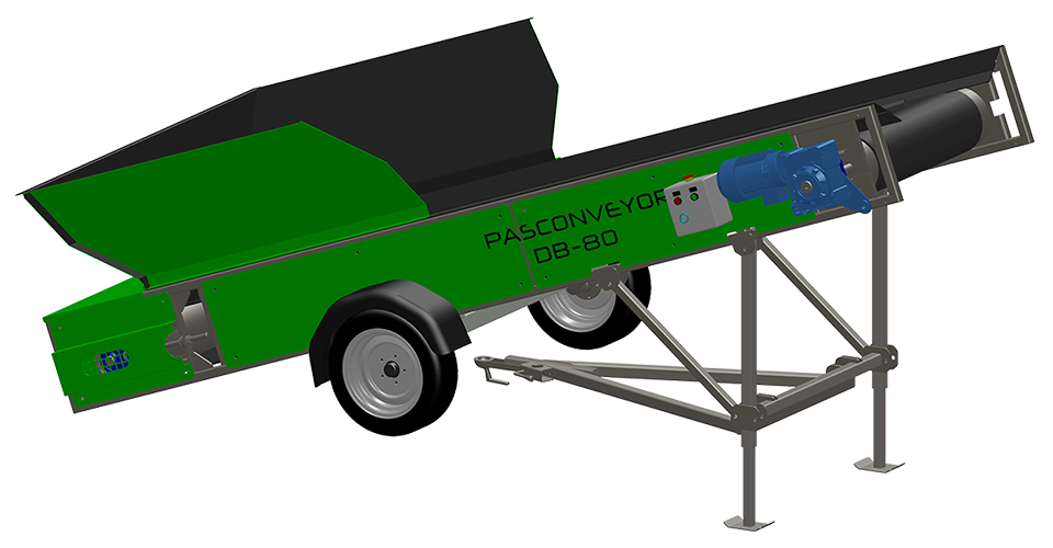 Ppasconveyor DB-80