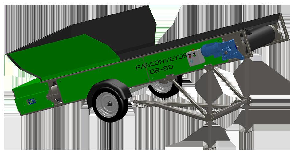 Ppasconveyor DB-80